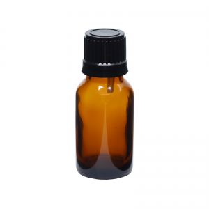 15 ml amber black cap 1