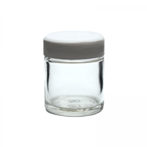 30 ml clear salve container 1000 2