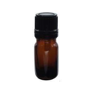 5 ml amber black cap 1