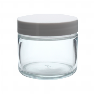 60 ml Clear salve container 1170 2