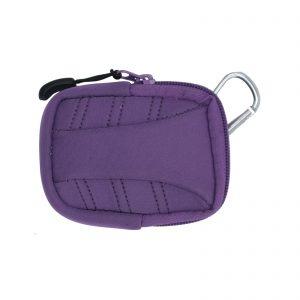 Key chain 15 vials purple 900