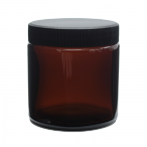 120 ml amber salve containder 1300