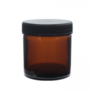 60 ml amber salve container 1100 2