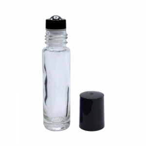 10 ml clear glass New Style Roll-on