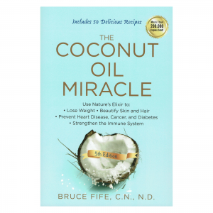The coconut oil miracle Front