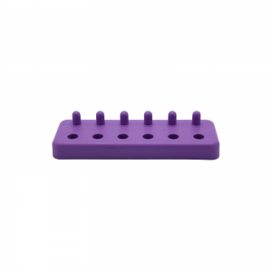 capsule holder 0 purple