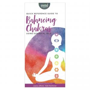 Balancing chakras front