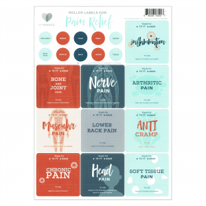 Pain Relief Stickers