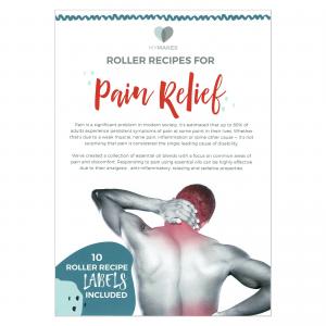 MyMakes Pain Relief Front EN