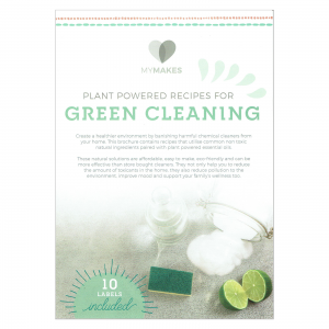 Mymakes Green Cleaning front EN