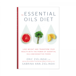 The Essential Oils Diet Front EN