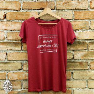 T-Shirt-nicht-immer-oele-wine