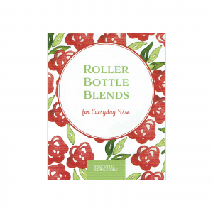Roller bottle blends for everyday use