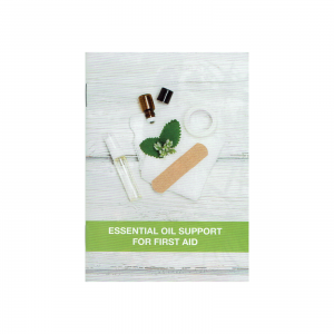 essential oil support for first aid Booklet