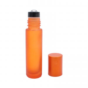 10 ml orange frosted roll-on 2