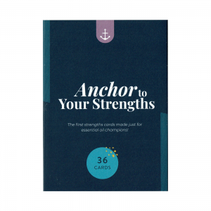 Anchor to your strengths cards Front