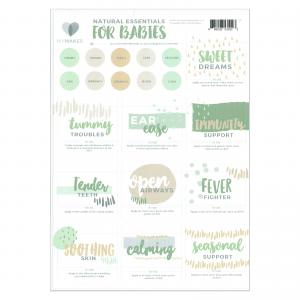Mymakes For Babies Labels EN