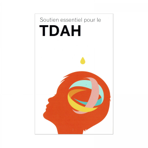 Essential support for ADHD FR Front