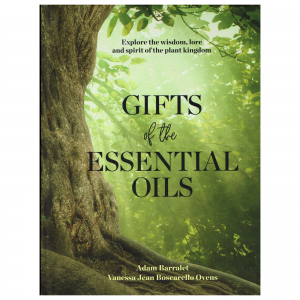 Gifts of the Essential Oils Front
